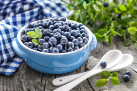 Fototapety Blueberry
