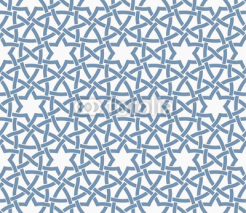 Obrazy i plakaty traditional seamless islamic pattern