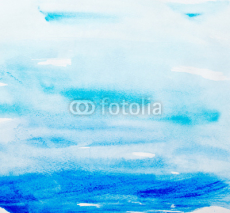 Fototapety color strokes watercolor painting art