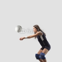 Fototapety Volleyball player