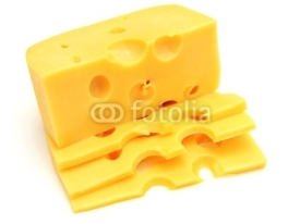 Fototapety piece of cheese