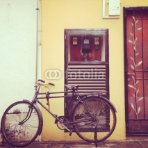 Obrazy i plakaty vintage bicycle