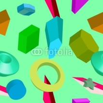 Fototapety vector seamless background