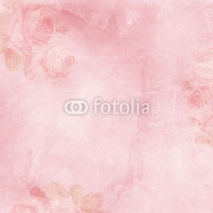Naklejki vintage elegant background with rose
