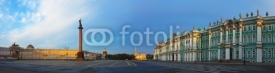 Fototapety  Panorama of Palace Square in St. Petersburg