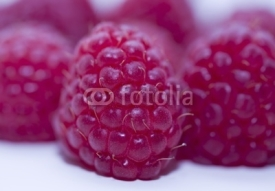 Fototapety raspberries