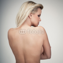 Fototapety Over a shoulder