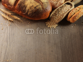 Fototapety fresh bread