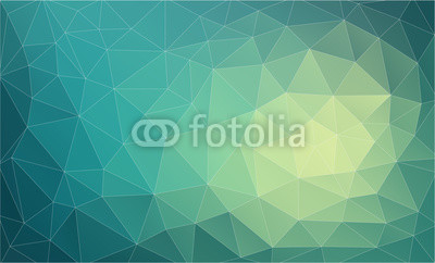 Background of geometric shapes. Retro triangle background. Colorful mosaic pattern.