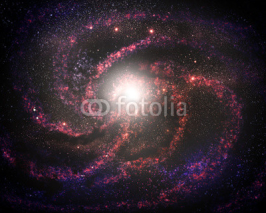 Fototapety Young Galaxy