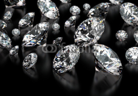 Fototapety Diamonds