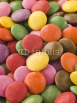 Fototapety Sugar Coated Chocolate Buttons (Smarties)