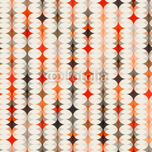 Fototapety seamless orange pattern background