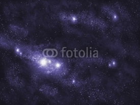 Obrazy i plakaty starfield series: milky way