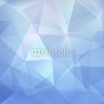 Obrazy i plakaty Abstract blue background