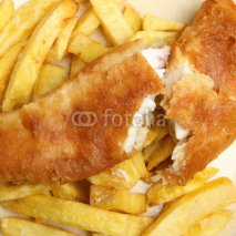 Fototapety Fish & Chips