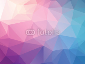 abstract pink blue background