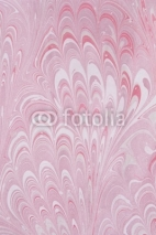 Fototapety Marbled paper artwork background