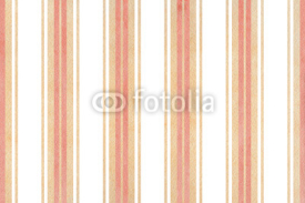 Naklejki Watercolor beige and pink striped background