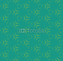 Obrazy i plakaty Vector Seamless geometry pattern flower, Abstract geometric background, print, retro texture, fashion design