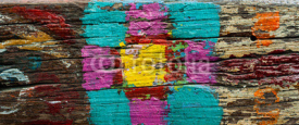 Naklejki Abstract multicolored background