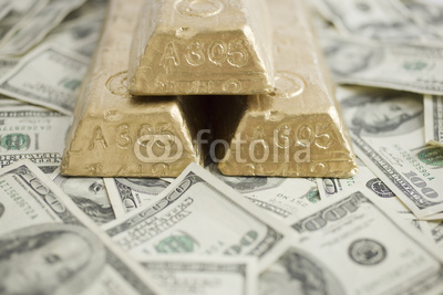 Bills and Gold Bars