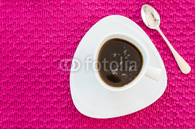 Naklejki Hot coffee